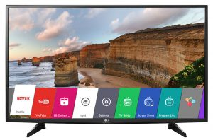 best 43 inch led tv